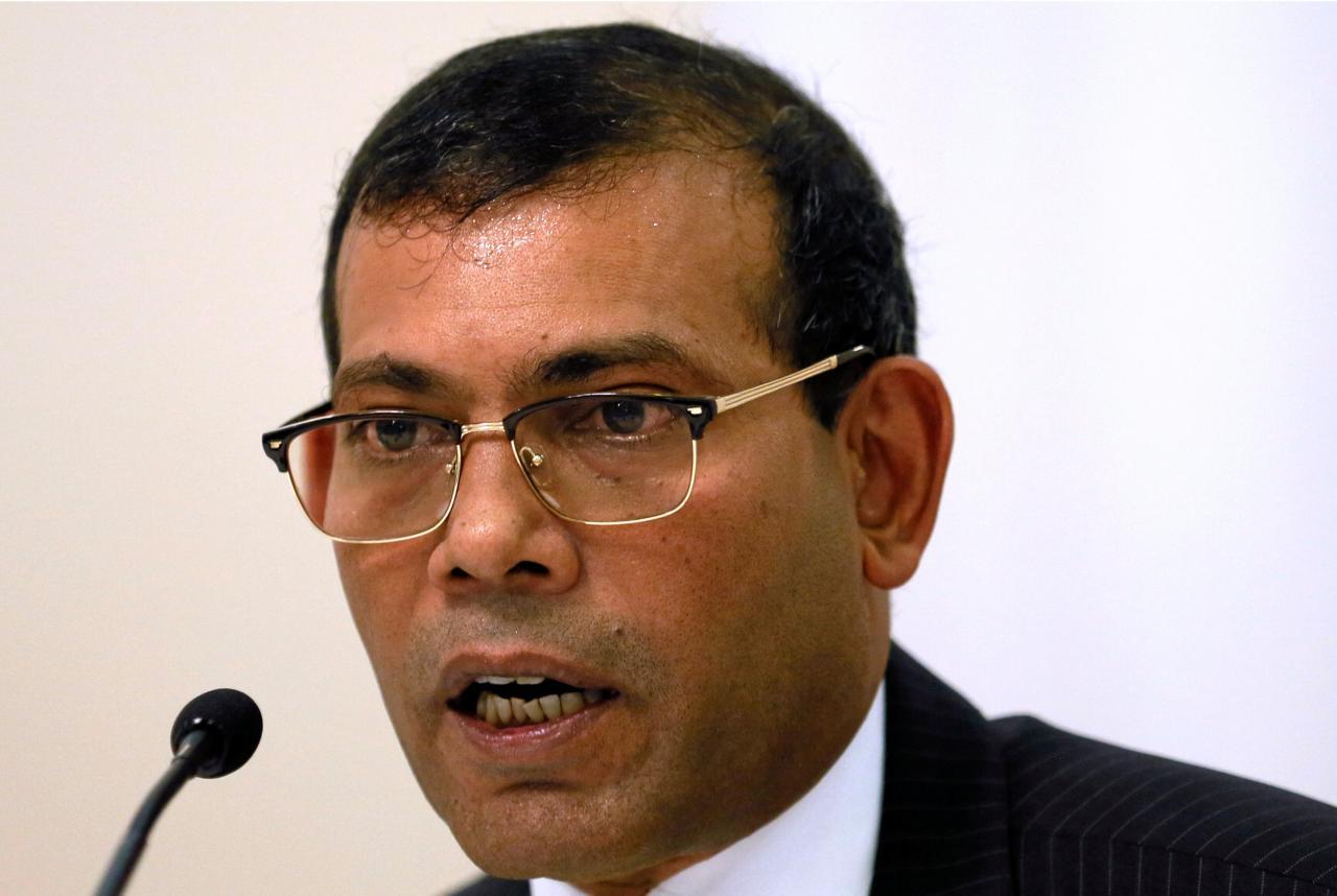 Lãnh đạo lưu vong Maldives: Trung Cộng cướp đất của Maldives có hệ thống