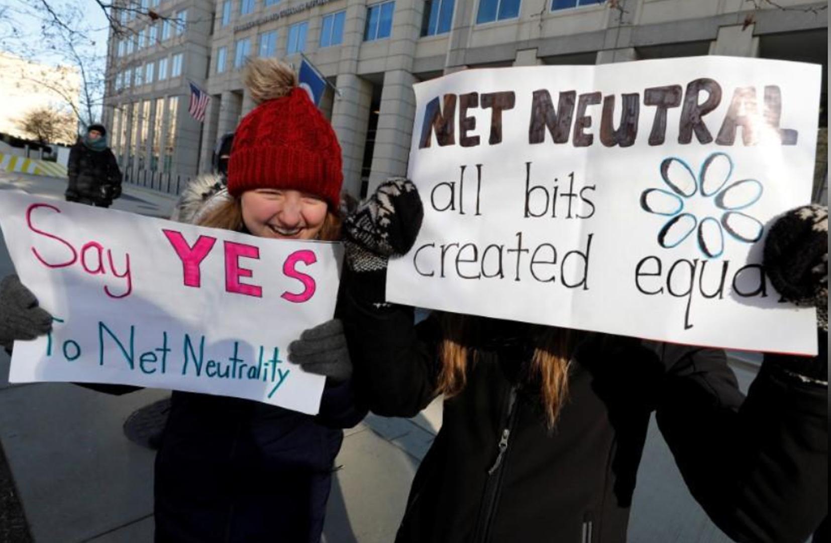 21 tiểu bang khởi kiện nhằm yêu cầu duy trì internet trung lập