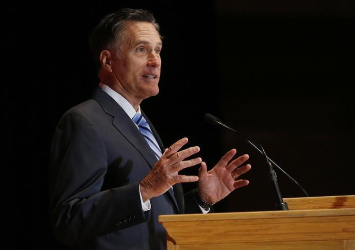 Mitt Romney: lời bình luận thô tục của ông Trump đi ngược lại các giá trị của Mỹ
