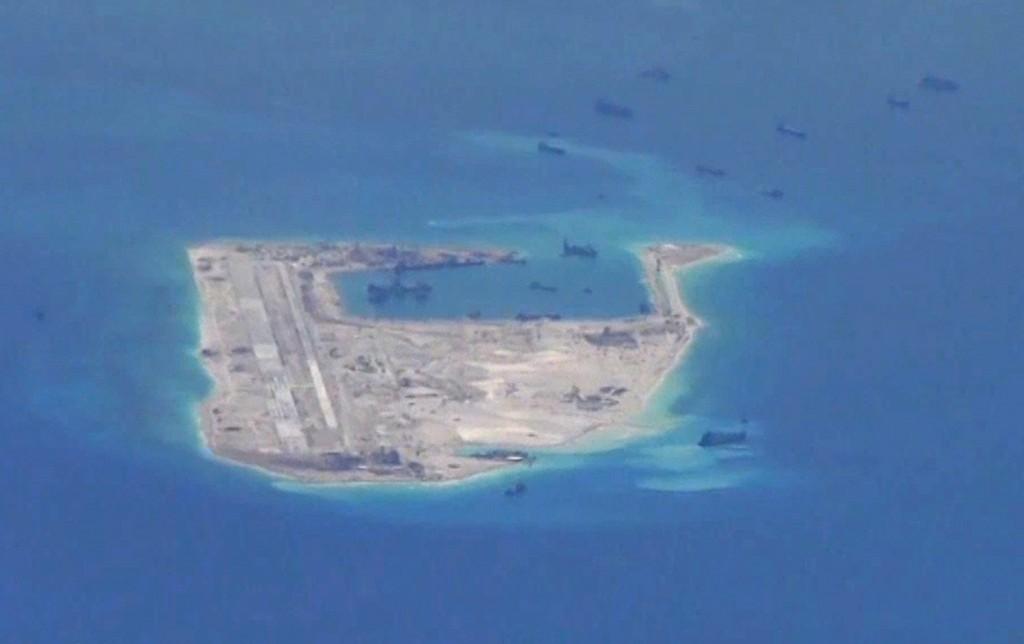 Hoa Kỳ, Phi Luật Tân lên án hoạt động quân sự của Trung Cộng trên Biển Đông