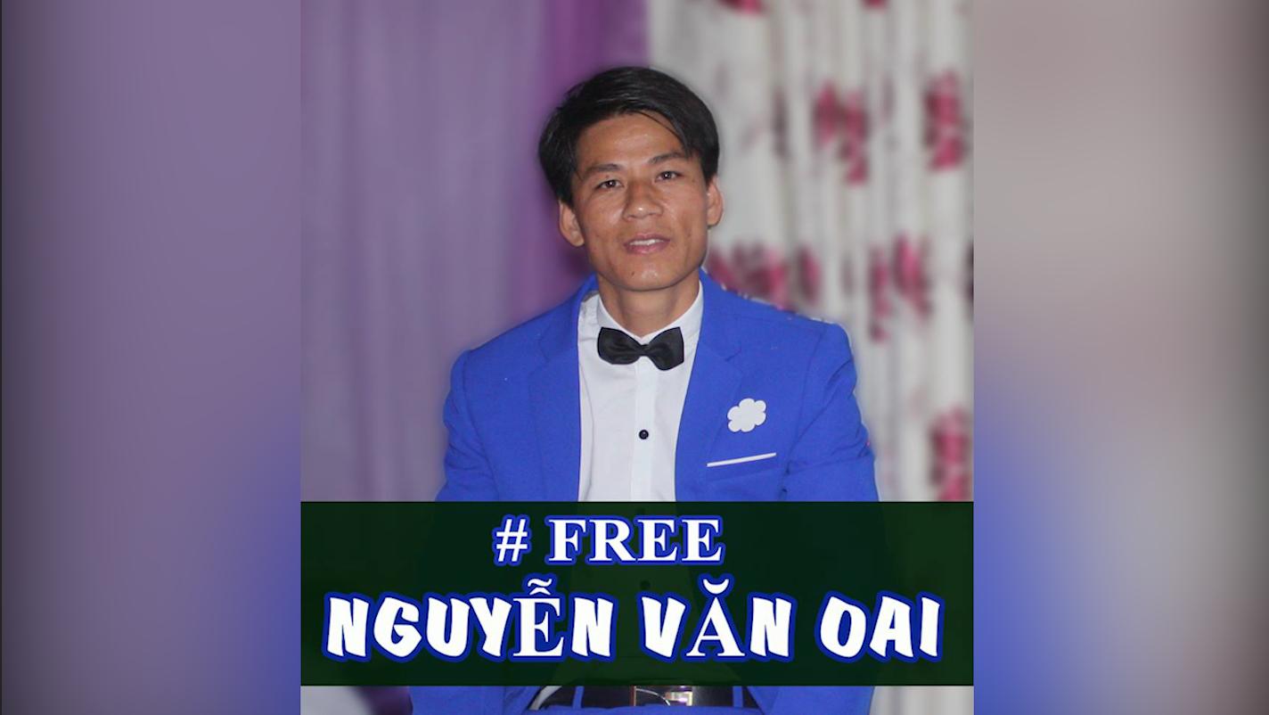 Toà phúc thẩm xử Nguyễn Văn Oai y án 5 năm