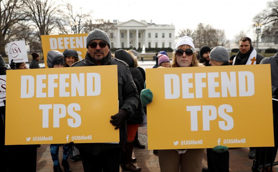 Chính phủ Trump giảm số người nhập cư theo Chương Trình Bảo Vệ Tạm Thời