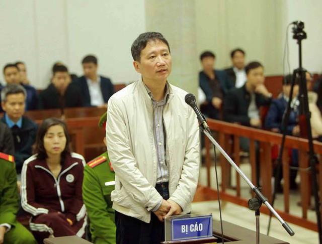 Trịnh Xuân Thanh: phiên tòa chống tham nhũng là cuộc 'đấu đá, đấu tố'