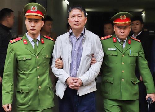 Tuyên án Đinh La Thăng 13 năm tù, Trịnh Xuân Thanh chung thân