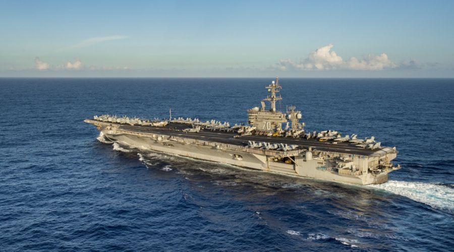Trung Cộng không chống đối hàng không mẫu hạm USS Carl Vinson tới Đà Nẵng