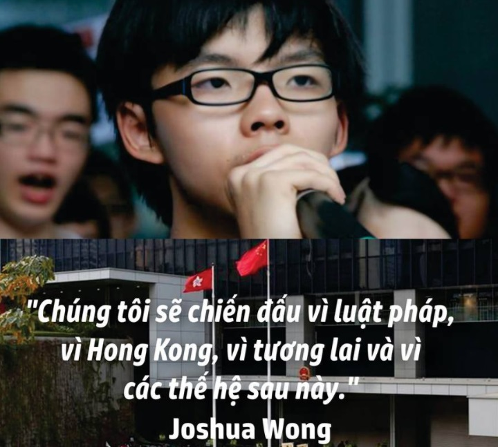 Đầu năm mới, hàng ngàn người Hong Kong biểu tình phản đối Bắc Kinh