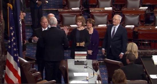 Thượng viện là mục tiêu tấn công của tin tặc Nga