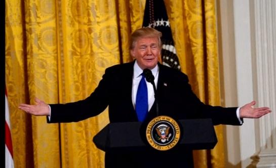 Tổng thống Trump sẵn sàng để Robert Mueller thẩm vấn