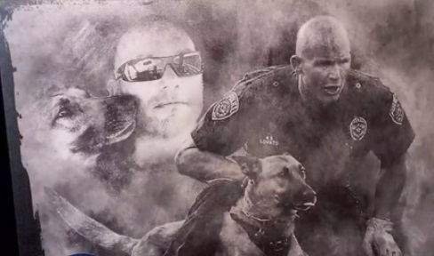 Utah đồng ý tăng hình phạt đối với tội danh giết chó cảnh sát K9