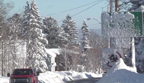 Gió buốt đẩy nhiệt độ ở Núi Washington xuống tới âm 90 độ F