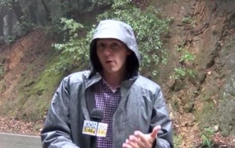 California vừa trải qua cháy rừng, nay chuẩn bị cho mưa to và lở đất