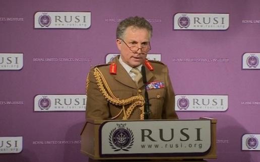 Tổng tư lệnh Anh báo động về mối đe doạ quân sự của Nga