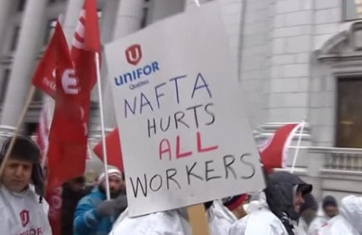 Nông dân Mỹ chịu nhiều tổn thất nếu thỏa thuận NAFTA bị sụp đổ