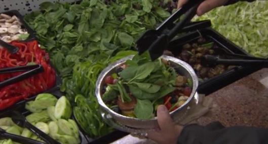 Cảnh báo ăn rau diếp romaine có thể bi nhiễm vi khuẩn E. Coli