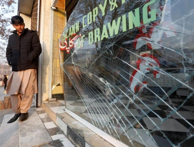 Nổ bom xe cứu thương tại bệnh viện ở Kabul: 95 người chết, 158 bị thương