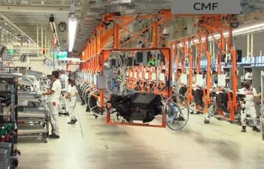 Xe hơi Mexico xuất cảng tăng vọt, bất chấp NAFTA vẫn bế tắc trong đàm phán