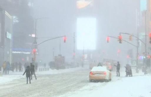 Thời tiết khắc nghiệt tiếp tục tấn công miền Đông Hoa Kỳ cuối tuần này