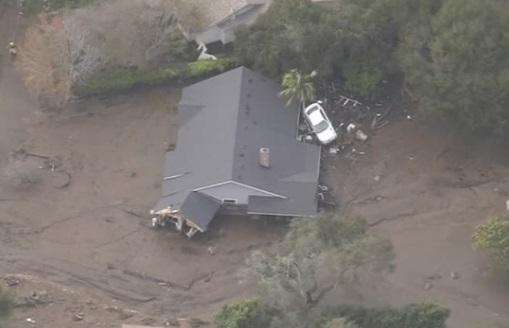 Ít nhất 13 người thiệt mạng trong các trận lở đất và ngập lụt ở California