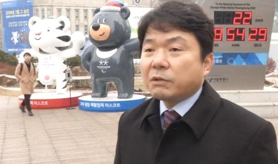 Người Nam Hàn chỉ trích việc đoàn thể thao 2 miền diễn hành dưới cùng lá cờ tại Olympics