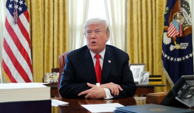 Tổng thống Trump gia hạn nới việc lỏng biện pháp trừng phạt kinh tế Iran