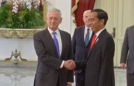 Hoa Kỳ ủng hộ Indonesia trong tranh chấp với Trung Cộng quần đảo Natuna