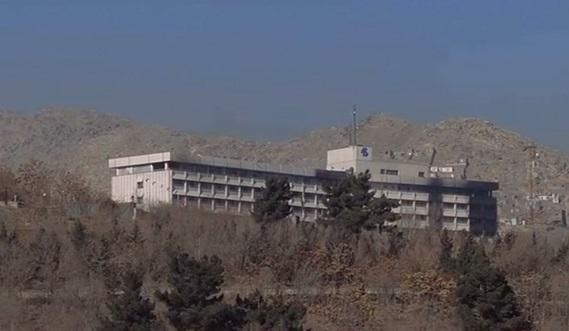 Khách sạn Intercontinental ở Kabul bị tấn công: ít nhất 18 người chết