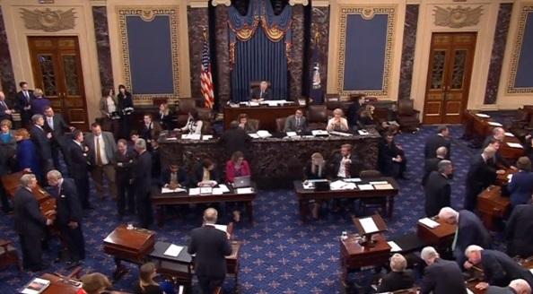 Thượng viện bắt đầu đàm phán lại về DACA và bức tường biên giới