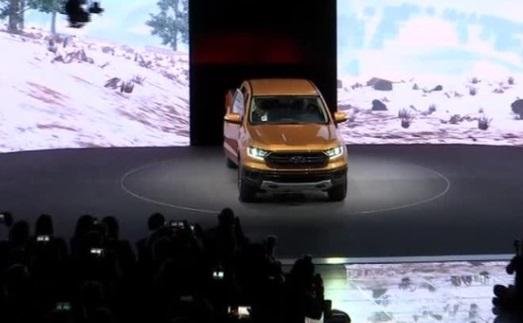 Ford lên kế hoạch đầu tư 11 tỷ Mỹ kim, sản xuất 40 mẫu xe hơi điện năm 2022