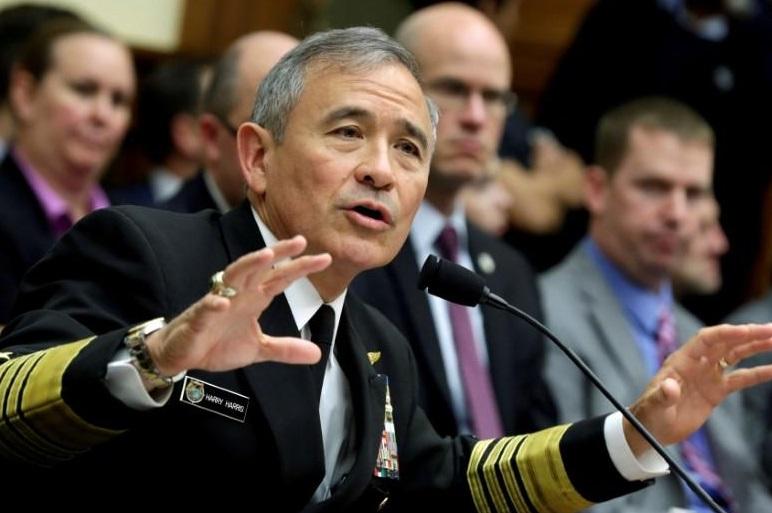 Tư Lệnh Hải Quân Hoa Kỳ Thái Bình Dương: Trung Cộng là một lực lượng gây rối