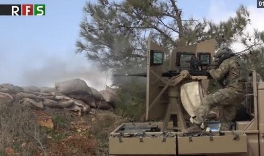 Tổng thống Thổ Nhĩ Kỳ yêu cầu Mỹ rút quân khỏi Manbij – Syria