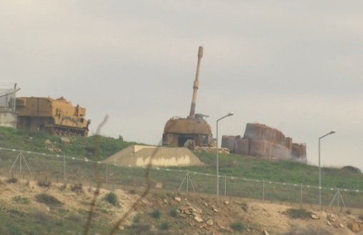 Thổ Nhĩ Kỳ điều động xe tăng vào Afrin- Syria
