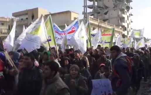 Lãnh đạo người Kurd ở Syria tuyển quân chống trả quân đội Thổ Nhĩ Kỳ
