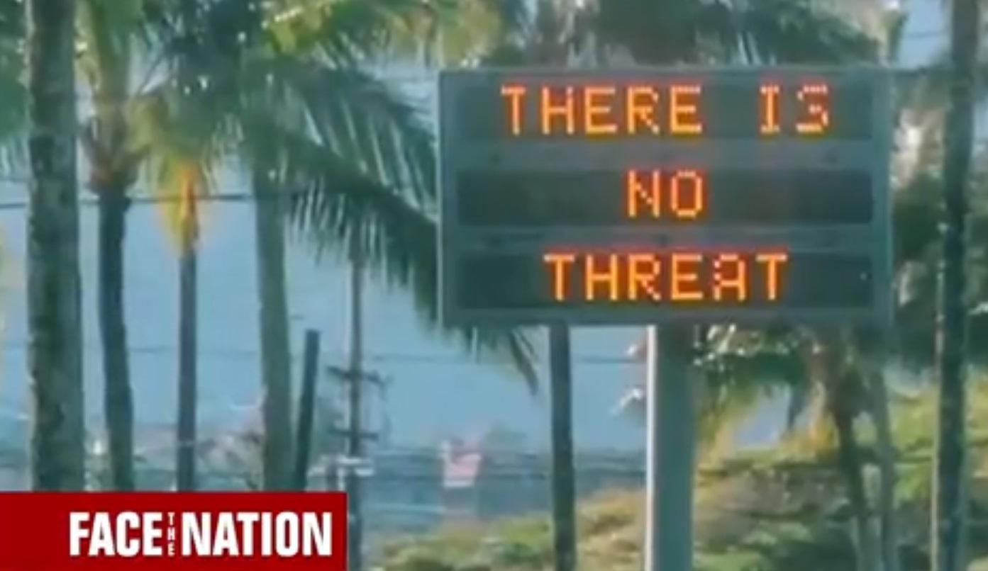 """Hawaii báo động lầm hỏa tiễn tấn công """"hoàn toàn không thể chấp nhận được"""""""