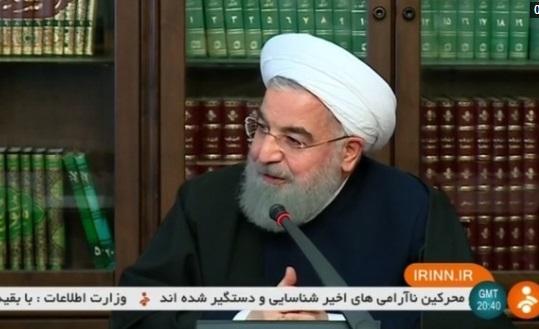 Tổng thống Iran: các cuộc biểu tình không chỉ là vì kinh tế