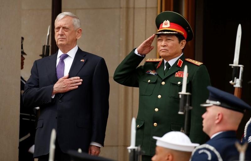 Hoa Kỳ muốn phát triển quan hệ với Việt Nam để đối phó Trung Cộng