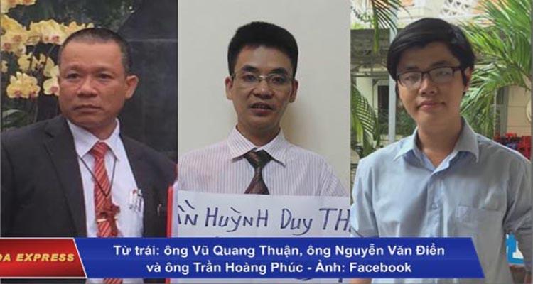 Ba nhà hoạt động bị tù hơn 20 năm vì video chỉ trích nhà cầm quyền CSVN