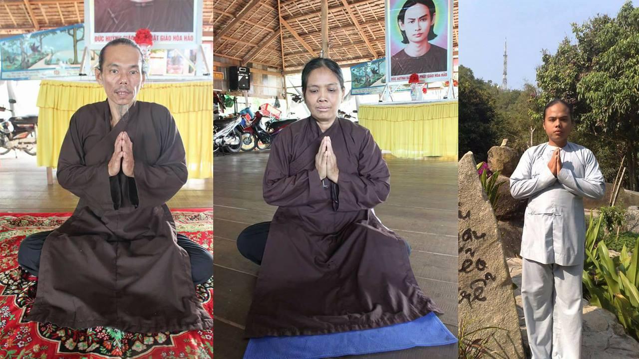 Sáu tín đồ Phật Giáo Hoà Hảo Thuần Túy bị kết án 22 năm tù giam