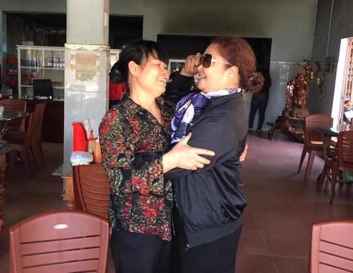 Tù nhân lương tâm Cấn Thị Thêu được tự do sau 20 tháng tù giam