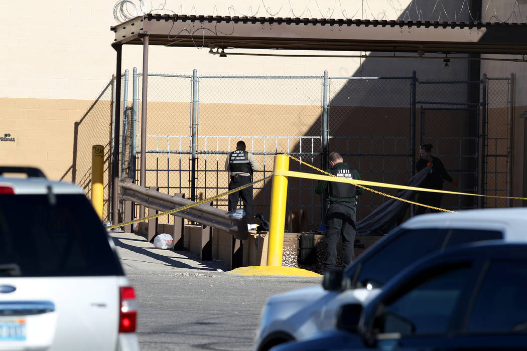Las Vegas rúng động: trong một tuần có 3 người vô gia cư bị giết