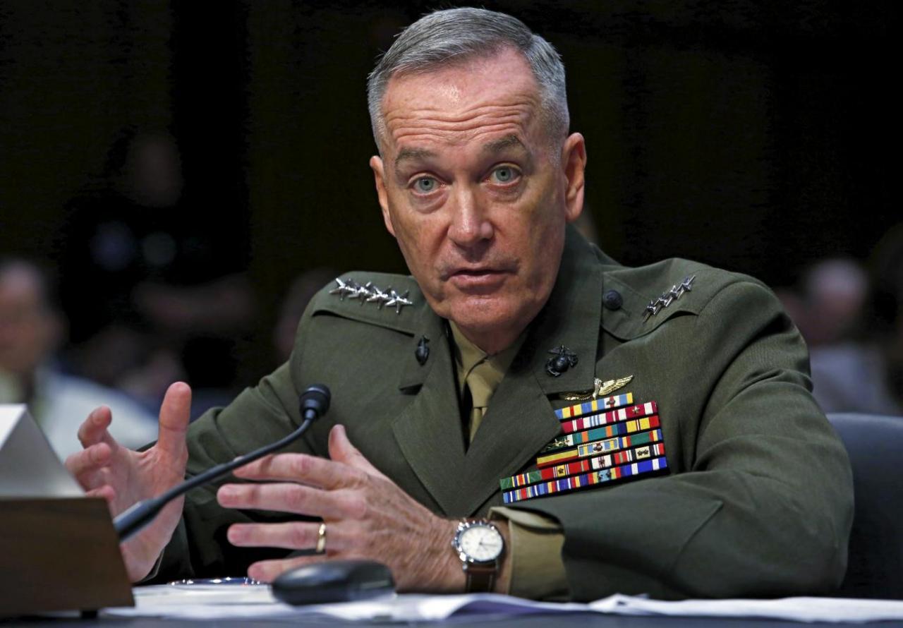 Tướng Hoa Kỳ khẳng định tiếp tục hiện diện tại vùng Châu Á-Thái Bình Dương