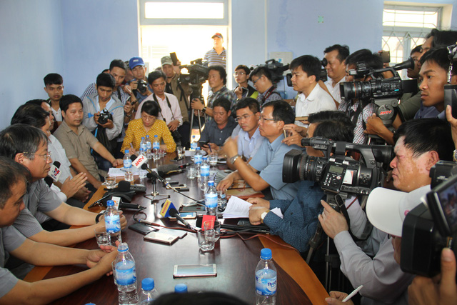 Bị phản đối dữ dội, Đà Nẵng hủy lệnh đòi kiểm duyệt báo chí trước khi đăng