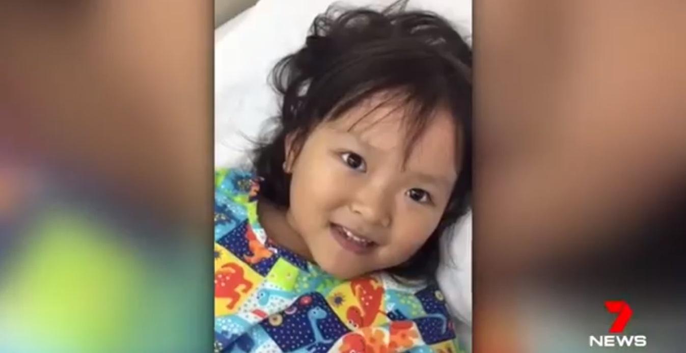 Bé gái Úc gốc Việt khỏi bệnh ung thư sau khi chữa trị tại Mexico