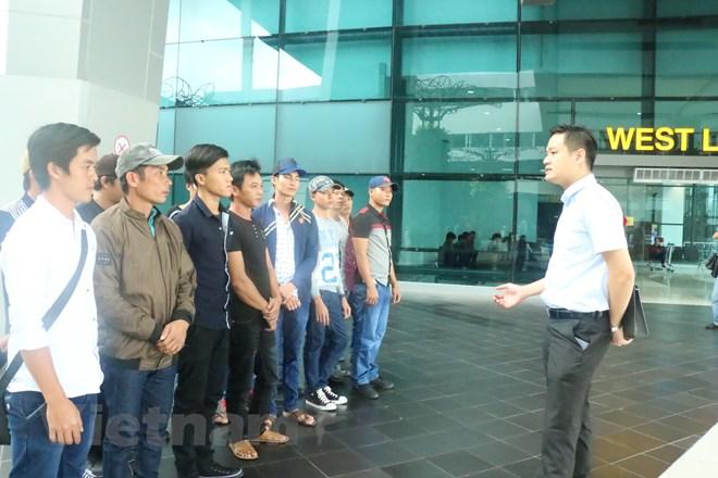 Indonesia thả 16 ngư dân Việt Nam trước Tết