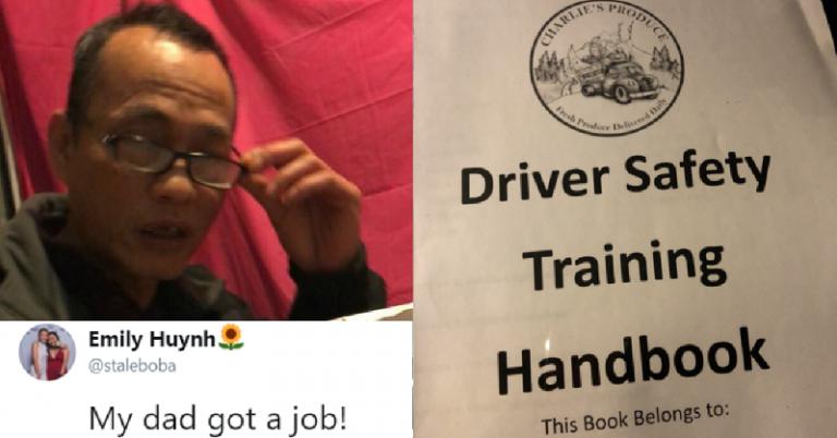 Ông bố gốc Việt ở Seattle bị dọa đuổi việc vì kém tiếng Anh tìm được việc mới