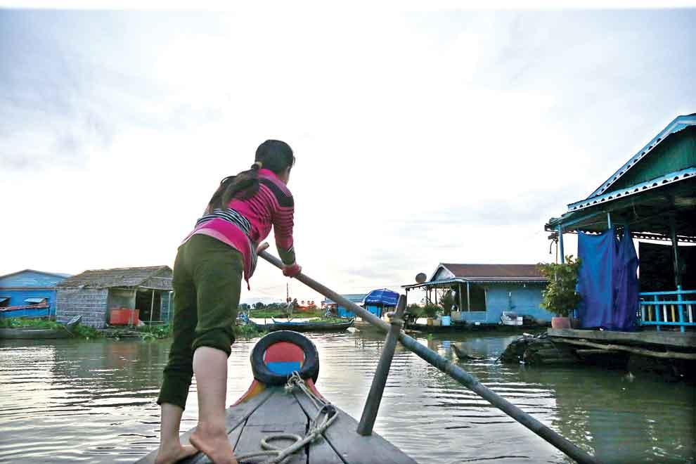 Cambodia sẽ cấp giấy phép tạm trú cho cư dân gốc Việt