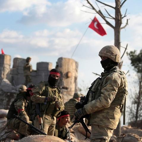 Giao tranh tại Afrin, 7 binh sĩ Thổ Nhĩ Kỳ bị giết  trong một ngày