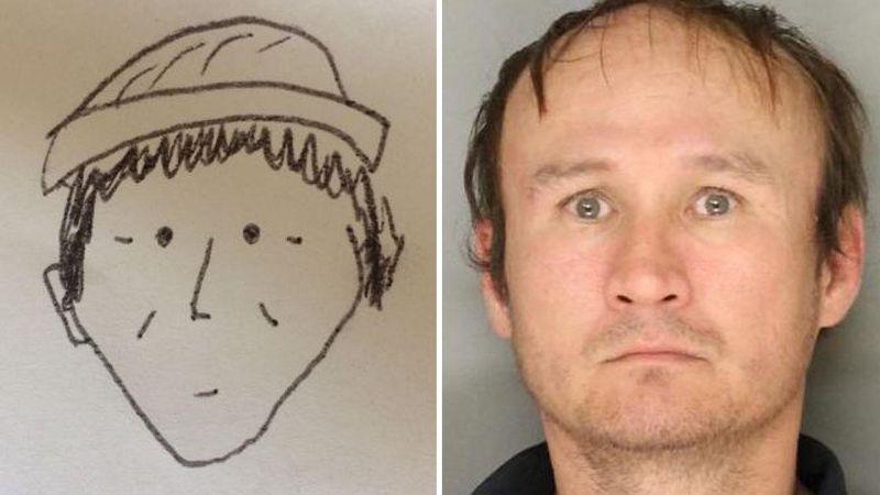 Phác họa chân dung bị chế diễu giúp xác định nghi can trộm gốc Việt ở Pennsylvania