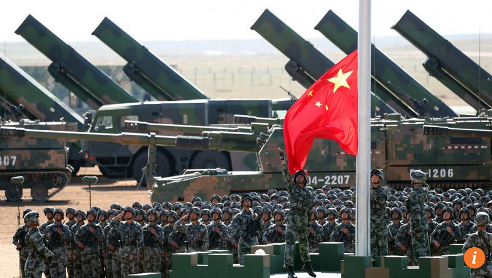 Sức mạnh quân sự của Trung Cộng làm Châu Âu thận trọng khi bán vũ khí