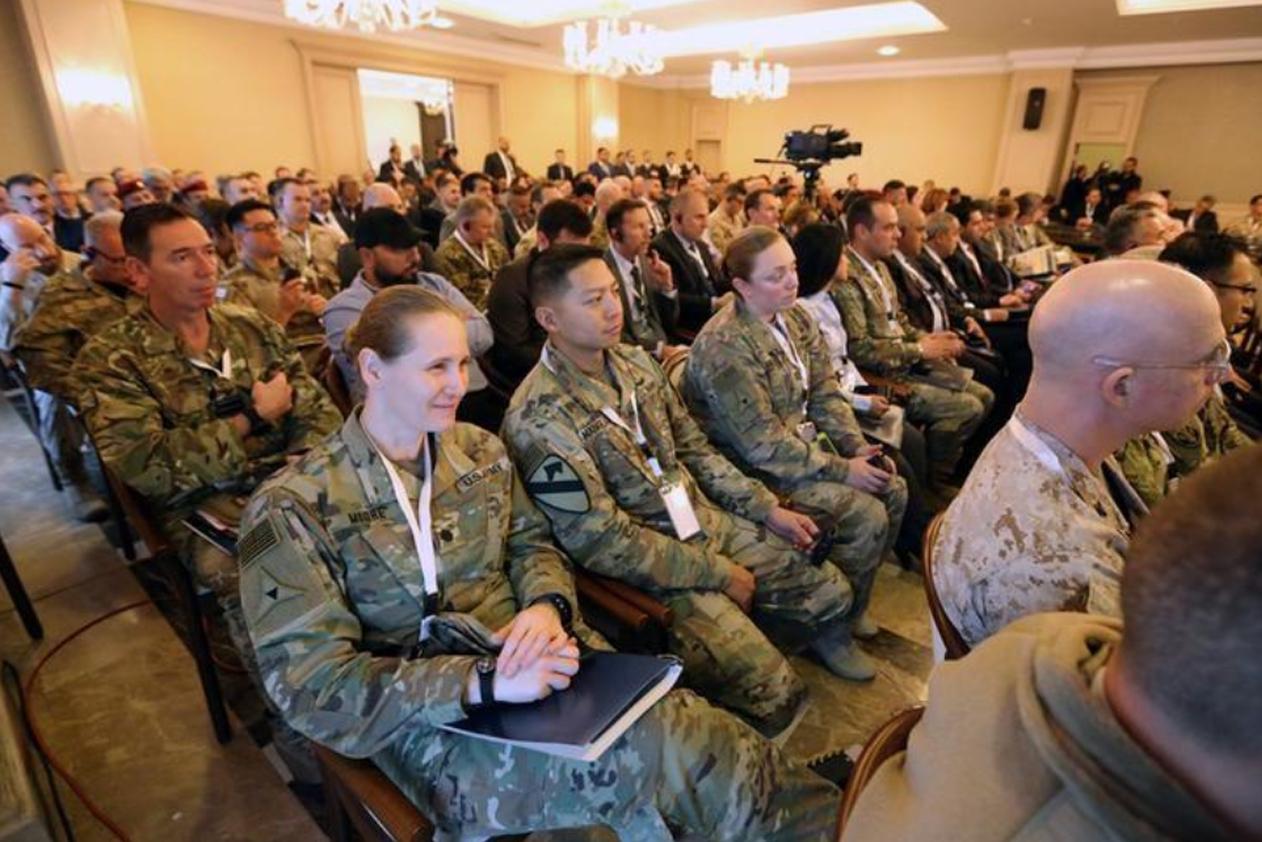 Hoa Kỳ thúc NATO mở rộng nhiệm vụ huấn luyện tại Iraq
