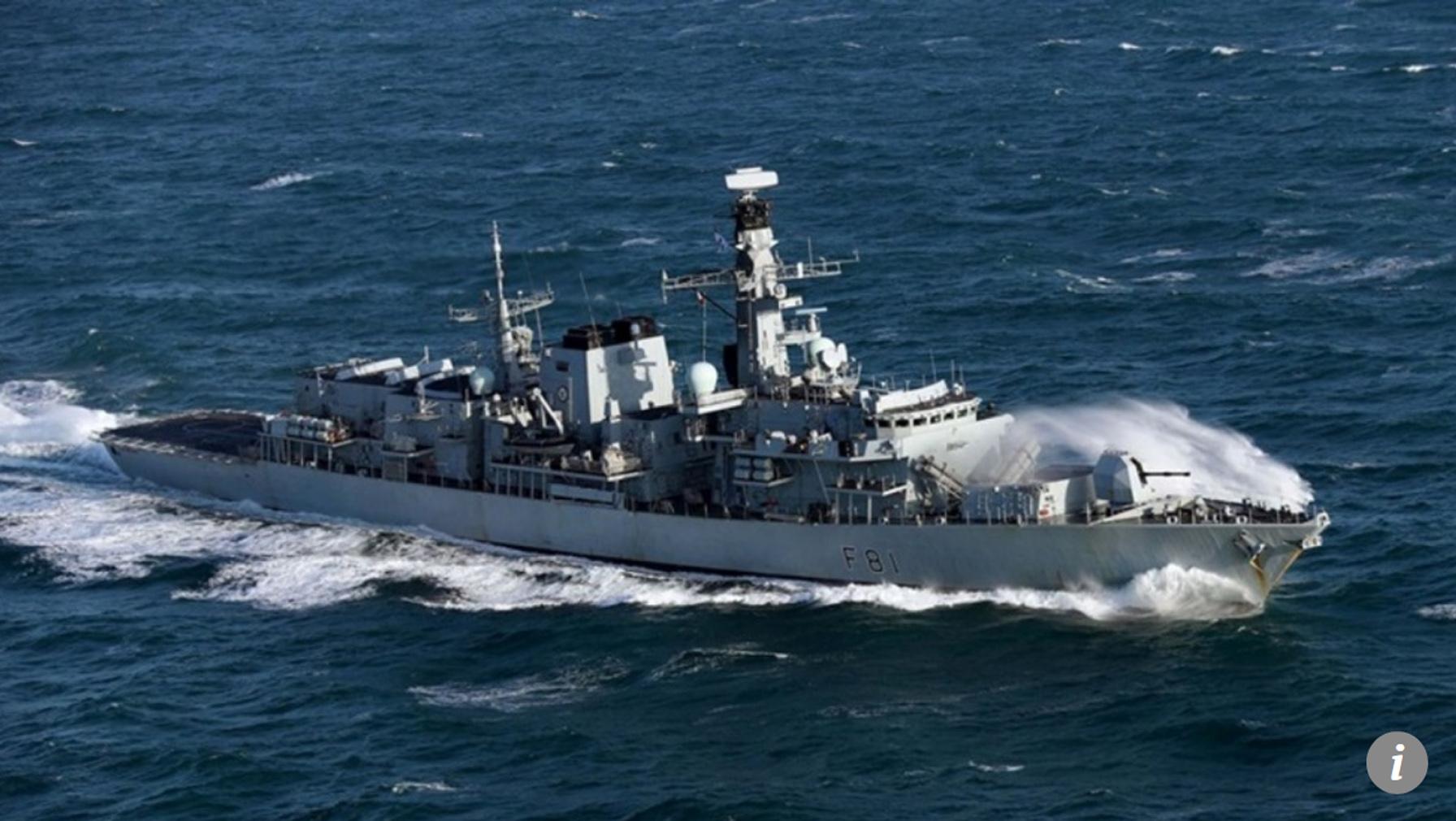 Tàu săn tàu ngầm của Anh sẽ đi ngang qua Biển Đông vào tháng tới
